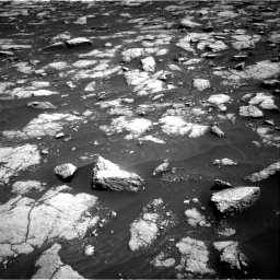 Nasa's Mars rover Curiosity acquired this image using its Right Navigation Camera on Sol 3032, at drive 1398, site number 86