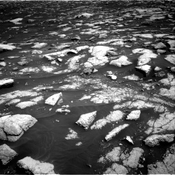 Nasa's Mars rover Curiosity acquired this image using its Right Navigation Camera on Sol 3032, at drive 1452, site number 86