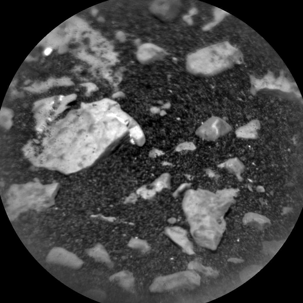 Nasa's Mars rover Curiosity acquired this image using its Chemistry & Camera (ChemCam) on Sol 3035, at drive 1456, site number 86