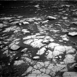 Nasa's Mars rover Curiosity acquired this image using its Left Navigation Camera on Sol 3036, at drive 1474, site number 86