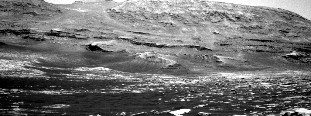 Nasa's Mars rover Curiosity acquired this image using its Right Navigation Camera on Sol 3036, at drive 1456, site number 86