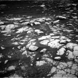 Nasa's Mars rover Curiosity acquired this image using its Right Navigation Camera on Sol 3036, at drive 1480, site number 86