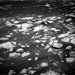 Nasa's Mars rover Curiosity acquired this image using its Right Navigation Camera on Sol 3036, at drive 1486, site number 86