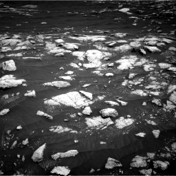 Nasa's Mars rover Curiosity acquired this image using its Right Navigation Camera on Sol 3036, at drive 1492, site number 86