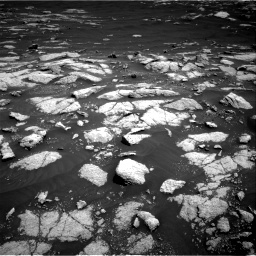 Nasa's Mars rover Curiosity acquired this image using its Right Navigation Camera on Sol 3036, at drive 1516, site number 86