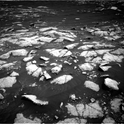 Nasa's Mars rover Curiosity acquired this image using its Right Navigation Camera on Sol 3036, at drive 1522, site number 86
