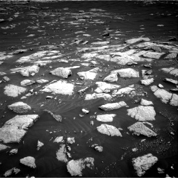 Nasa's Mars rover Curiosity acquired this image using its Right Navigation Camera on Sol 3036, at drive 1534, site number 86