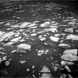 Nasa's Mars rover Curiosity acquired this image using its Right Navigation Camera on Sol 3036, at drive 1546, site number 86