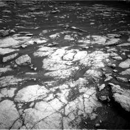 Nasa's Mars rover Curiosity acquired this image using its Right Navigation Camera on Sol 3036, at drive 1564, site number 86