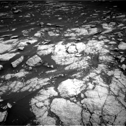 Nasa's Mars rover Curiosity acquired this image using its Right Navigation Camera on Sol 3036, at drive 1582, site number 86