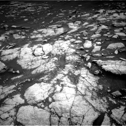 Nasa's Mars rover Curiosity acquired this image using its Right Navigation Camera on Sol 3036, at drive 1588, site number 86