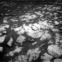 Nasa's Mars rover Curiosity acquired this image using its Right Navigation Camera on Sol 3036, at drive 1606, site number 86