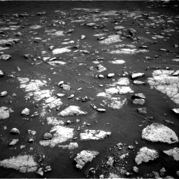 Nasa's Mars rover Curiosity acquired this image using its Right Navigation Camera on Sol 3036, at drive 1654, site number 86