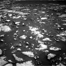 Nasa's Mars rover Curiosity acquired this image using its Right Navigation Camera on Sol 3036, at drive 1660, site number 86