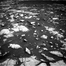 Nasa's Mars rover Curiosity acquired this image using its Right Navigation Camera on Sol 3036, at drive 1666, site number 86