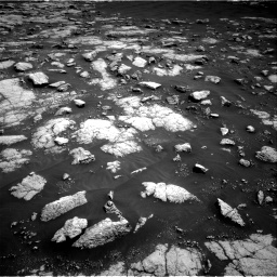 Nasa's Mars rover Curiosity acquired this image using its Right Navigation Camera on Sol 3036, at drive 1672, site number 86