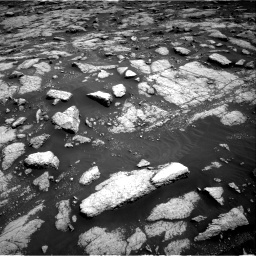 Nasa's Mars rover Curiosity acquired this image using its Right Navigation Camera on Sol 3036, at drive 1696, site number 86