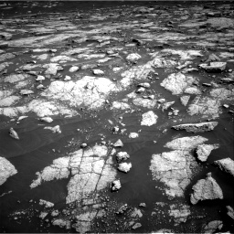 Nasa's Mars rover Curiosity acquired this image using its Right Navigation Camera on Sol 3036, at drive 1720, site number 86