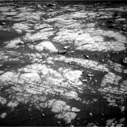 Nasa's Mars rover Curiosity acquired this image using its Right Navigation Camera on Sol 3036, at drive 1798, site number 86