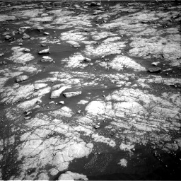 Nasa's Mars rover Curiosity acquired this image using its Right Navigation Camera on Sol 3036, at drive 1810, site number 86