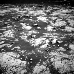 Nasa's Mars rover Curiosity acquired this image using its Right Navigation Camera on Sol 3036, at drive 1822, site number 86