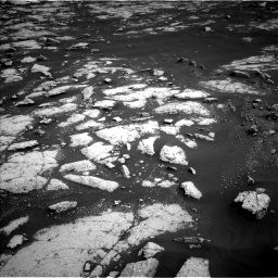 Nasa's Mars rover Curiosity acquired this image using its Left Navigation Camera on Sol 3038, at drive 2062, site number 86