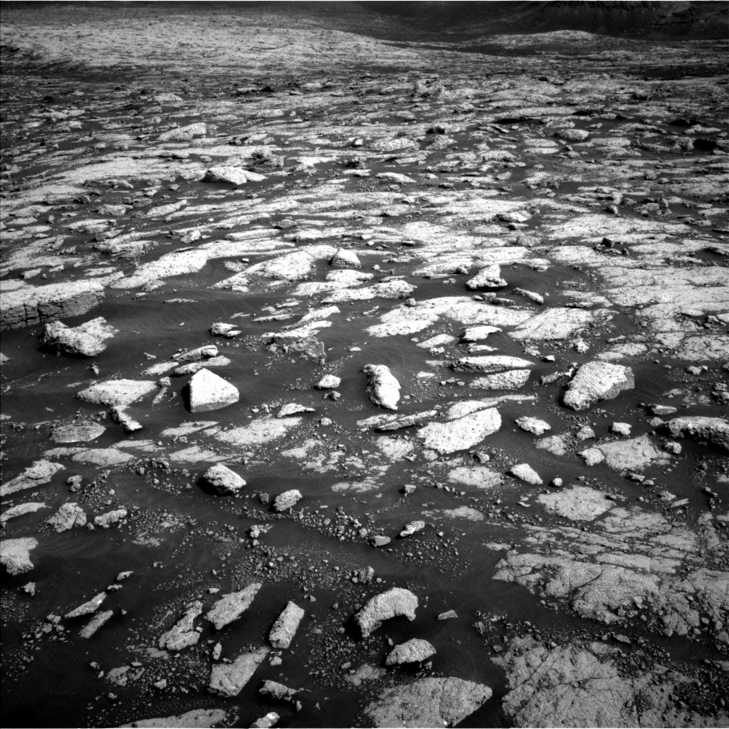 Nasa's Mars rover Curiosity acquired this image using its Left Navigation Camera on Sol 3038, at drive 2146, site number 86