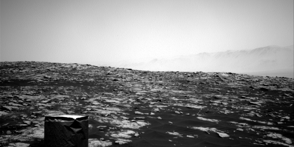 Nasa's Mars rover Curiosity acquired this image using its Right Navigation Camera on Sol 3038, at drive 1840, site number 86