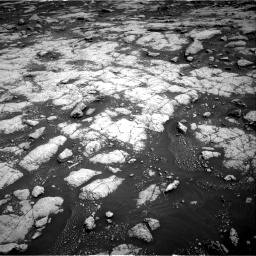 Nasa's Mars rover Curiosity acquired this image using its Right Navigation Camera on Sol 3038, at drive 1906, site number 86