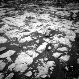 Nasa's Mars rover Curiosity acquired this image using its Right Navigation Camera on Sol 3038, at drive 1912, site number 86