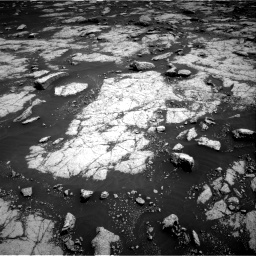 Nasa's Mars rover Curiosity acquired this image using its Right Navigation Camera on Sol 3038, at drive 1942, site number 86