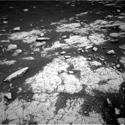 Nasa's Mars rover Curiosity acquired this image using its Right Navigation Camera on Sol 3038, at drive 1990, site number 86