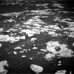 Nasa's Mars rover Curiosity acquired this image using its Right Navigation Camera on Sol 3038, at drive 2026, site number 86