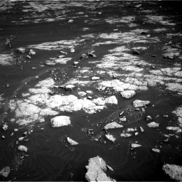 Nasa's Mars rover Curiosity acquired this image using its Right Navigation Camera on Sol 3038, at drive 2032, site number 86