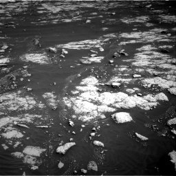 Nasa's Mars rover Curiosity acquired this image using its Right Navigation Camera on Sol 3038, at drive 2038, site number 86