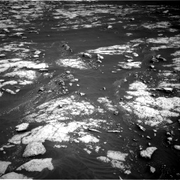 Nasa's Mars rover Curiosity acquired this image using its Right Navigation Camera on Sol 3038, at drive 2044, site number 86