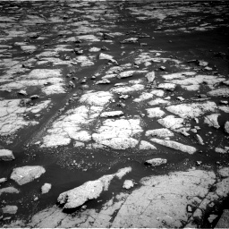 Nasa's Mars rover Curiosity acquired this image using its Right Navigation Camera on Sol 3038, at drive 2080, site number 86