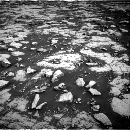 Nasa's Mars rover Curiosity acquired this image using its Right Navigation Camera on Sol 3038, at drive 2098, site number 86