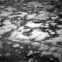 Nasa's Mars rover Curiosity acquired this image using its Right Navigation Camera on Sol 3038, at drive 2122, site number 86