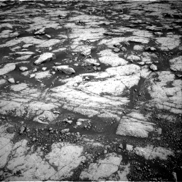 Nasa's Mars rover Curiosity acquired this image using its Right Navigation Camera on Sol 3038, at drive 2134, site number 86