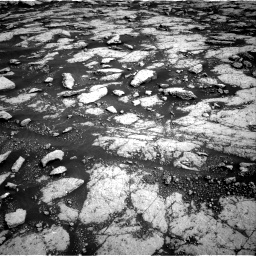 Nasa's Mars rover Curiosity acquired this image using its Right Navigation Camera on Sol 3038, at drive 2140, site number 86