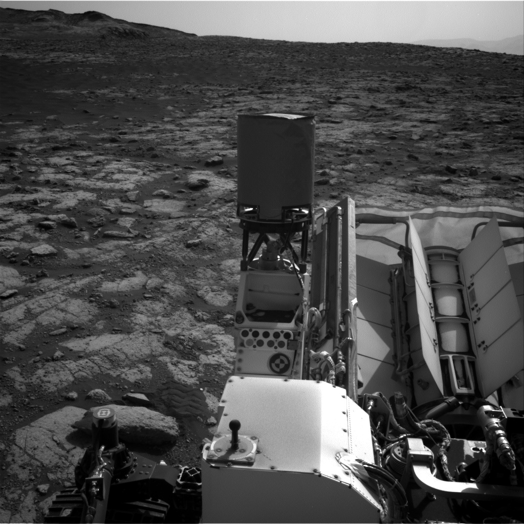 Nasa's Mars rover Curiosity acquired this image using its Right Navigation Camera on Sol 3038, at drive 2146, site number 86