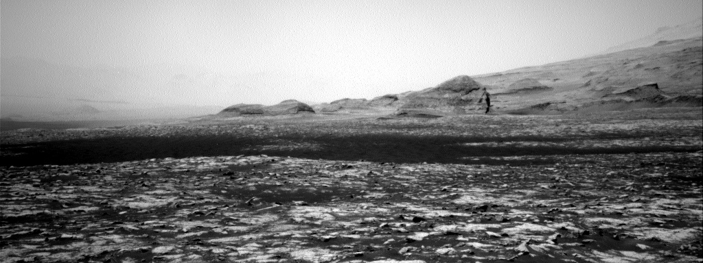 Nasa's Mars rover Curiosity acquired this image using its Right Navigation Camera on Sol 3039, at drive 2146, site number 86