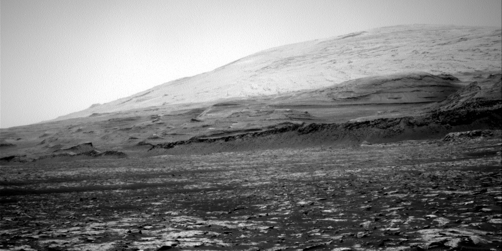 Nasa's Mars rover Curiosity acquired this image using its Right Navigation Camera on Sol 3040, at drive 2146, site number 86