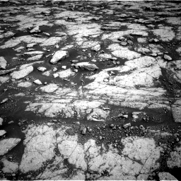 Nasa's Mars rover Curiosity acquired this image using its Right Navigation Camera on Sol 3040, at drive 2152, site number 86