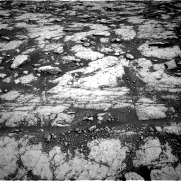 Nasa's Mars rover Curiosity acquired this image using its Right Navigation Camera on Sol 3040, at drive 2158, site number 86