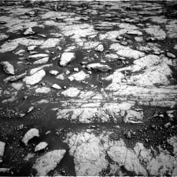 Nasa's Mars rover Curiosity acquired this image using its Right Navigation Camera on Sol 3040, at drive 2164, site number 86