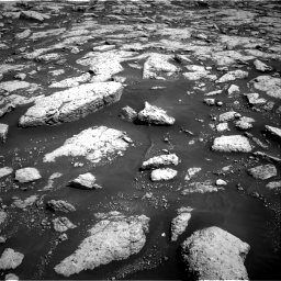 Nasa's Mars rover Curiosity acquired this image using its Right Navigation Camera on Sol 3040, at drive 2188, site number 86