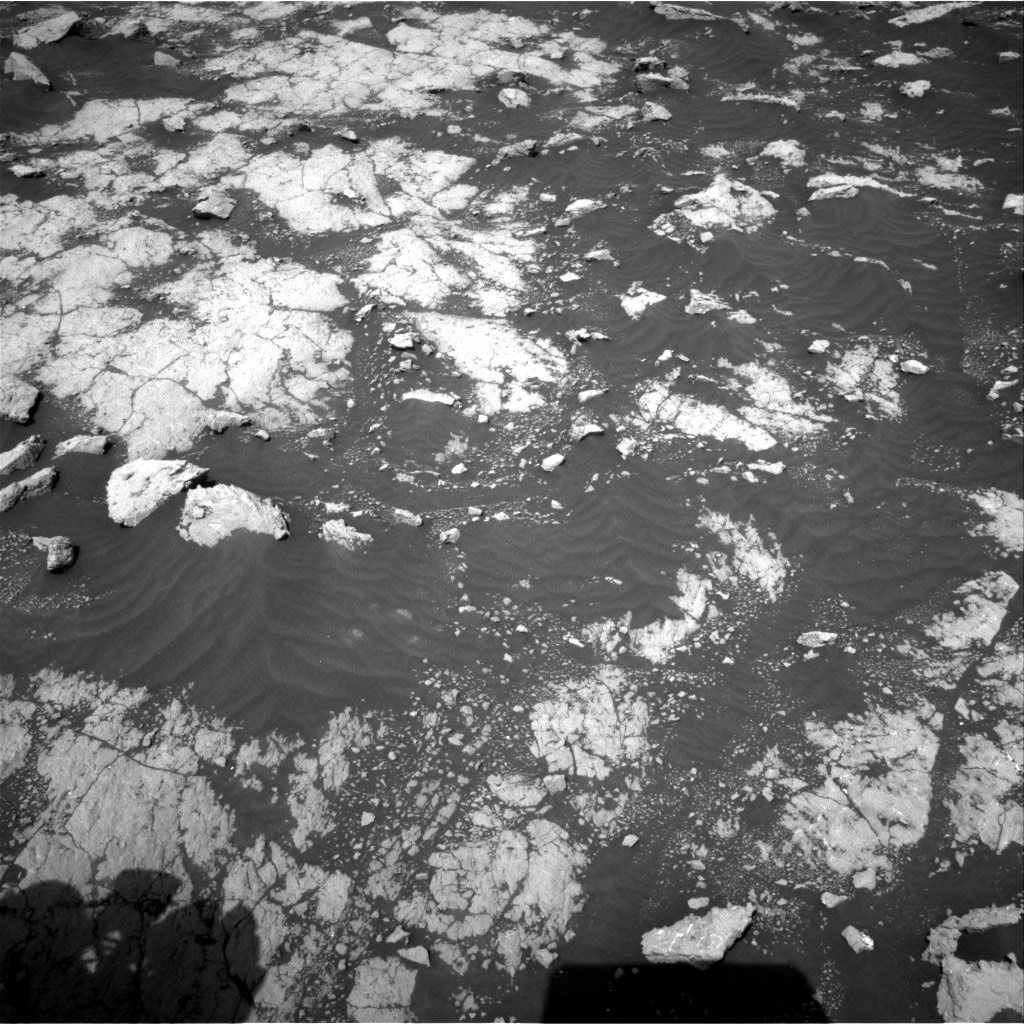 Nasa's Mars rover Curiosity acquired this image using its Right Navigation Camera on Sol 3040, at drive 2266, site number 86