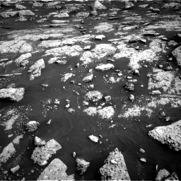 Nasa's Mars rover Curiosity acquired this image using its Right Navigation Camera on Sol 3040, at drive 2278, site number 86